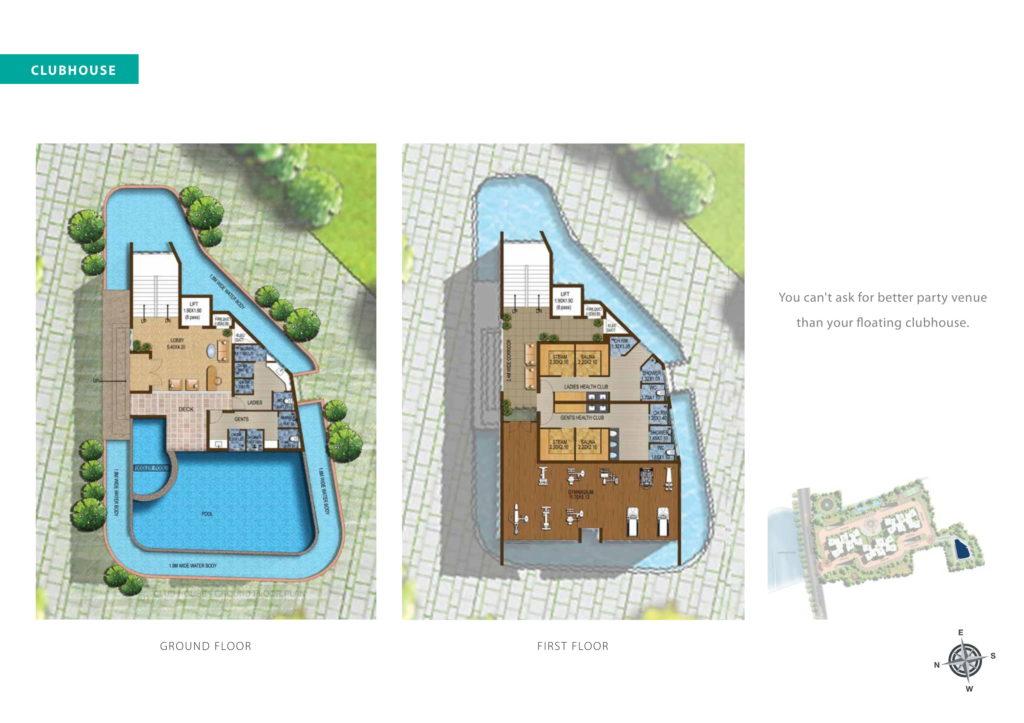 Purva Skydale Site Plan 1