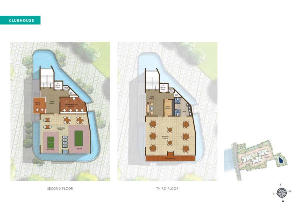 Purva Skydale Site Plan 2
